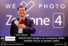 ASUS CEO