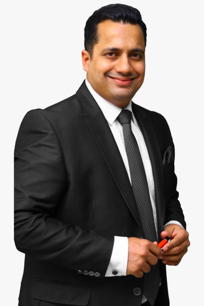 Motivational Speaker, Dr Vivek Bindra