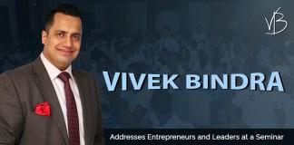 Dr Vivek Bindra