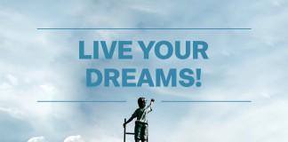 Live Your Dream, Amit Dasgupta