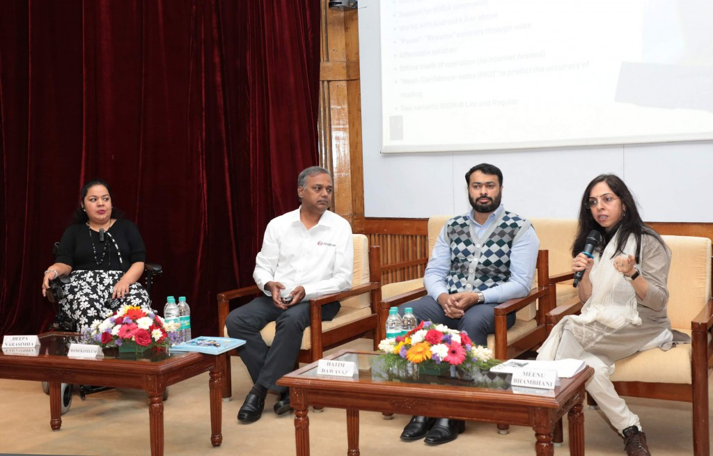 IIMB International Day of Person with Disability