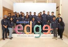 MICA Ahmedabad, Samsung E.D.G.E.,