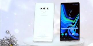 Samsung Galaxy Note 9 Snow White Variant Looks Set