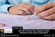 UGC NET Answer