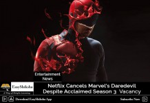 Netflix Cancels Marvel's Daredevil Despite Acclaimed Season 3