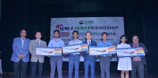 4th Korea – India Friendship Quiz Competition