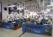 The Young Chef Olympiad 2020