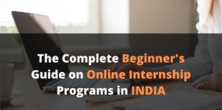 Online Internship Programs in INDIA
