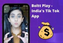 Boltt Play