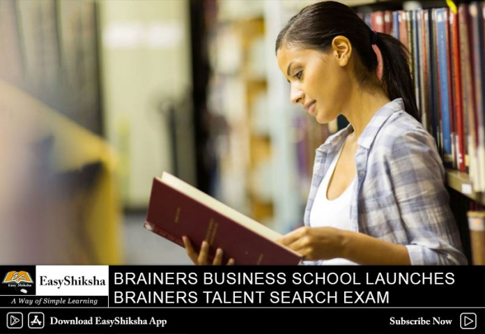 Brainers Talent Search Exam
