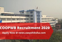COOPWB Recruitment
