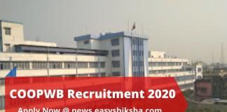COOPWB Recruitment