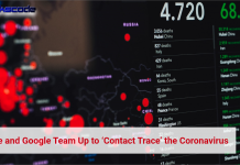 Apple and Google Team Up to 'Contact Trace' the Coronavirus
