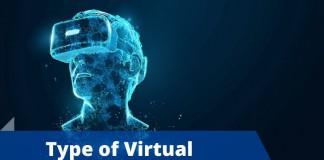 Types of Virtual Reality