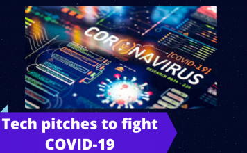 Tech pitches to fight COVID-19