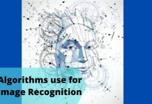 Algorithms use for Image Recognition