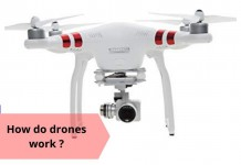 How do Drones work?