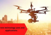 Drone technology uses and applications