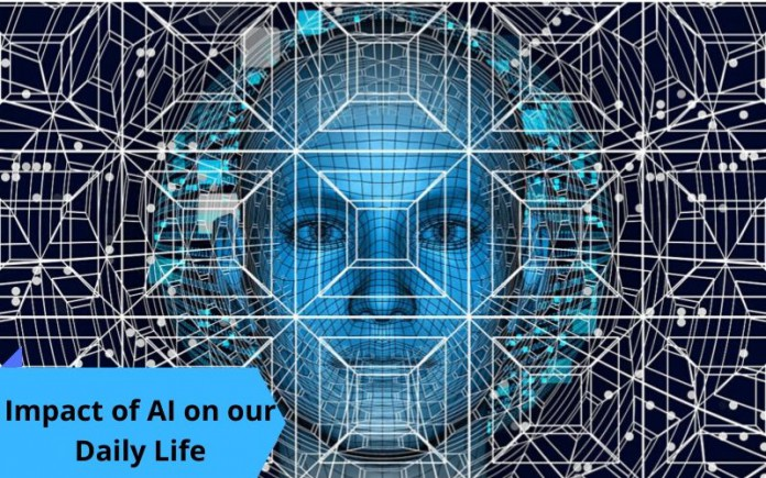 Impact of AI on our daily life