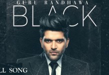 BLACK song guru randhawa
