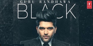 BLACK song guru randhawa