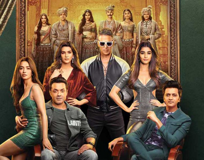 Housefull 4 movie songs