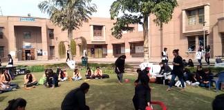 Dr. Bhim Rao Ambedkar College