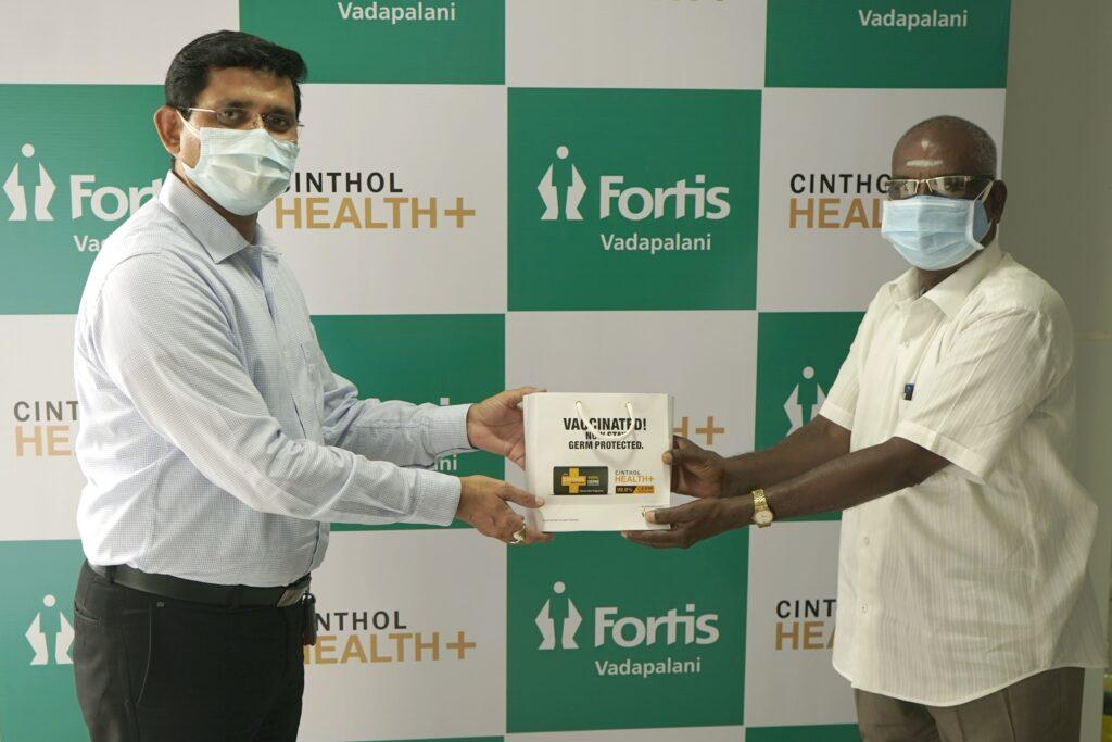 Cinthol Health Plus