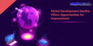 Global Development Decline Offers Opportunities for Improvement