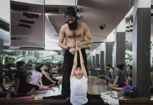Yoga, Bonding With Child,