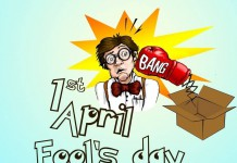 Happy April Fool Day