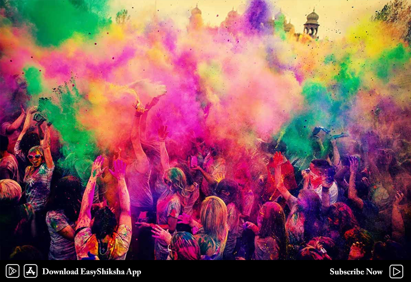 Happy Holi 2019 Message, Status, Images and More to Download & Share on WhatsApp