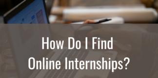 Online internships