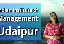 IIM Udaipur Campus