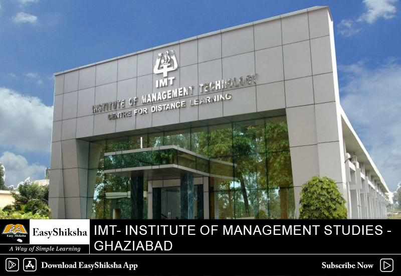 IMT, online mba program