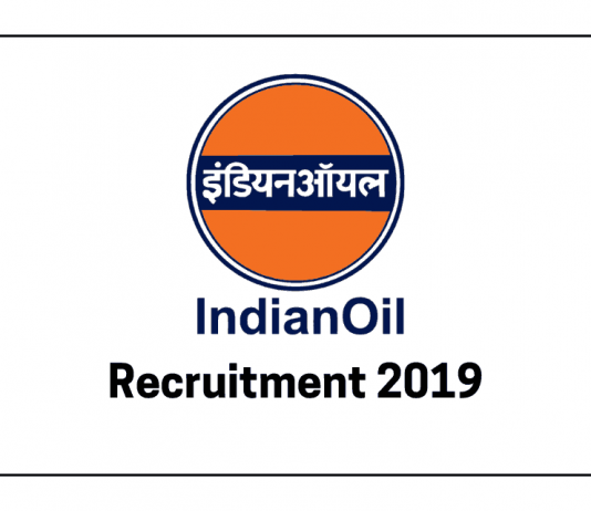 IOCL Recruitment 2019