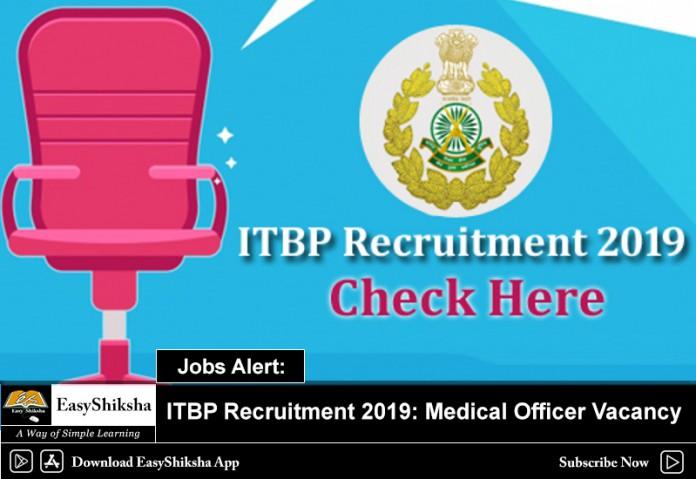 ITBP Recruitment 2019