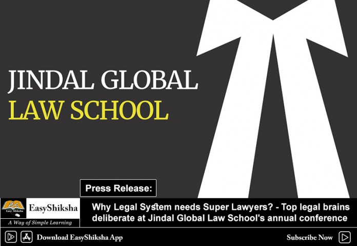 Law, Jindal Global Law School, Lawyers, System