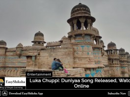 Duniyaa Video Song