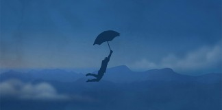 Man Fly