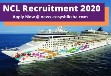 NCL Recruitment
