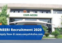 NEERI Recruitment