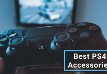 Best PS4 Accessories.