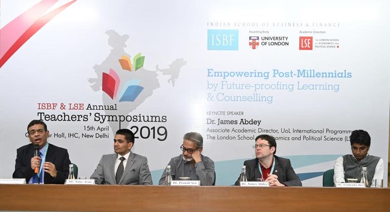 Eminent Panel Urges Immediate Industry-Academia Integration While
