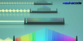 Photonic microwave generation using on-chip optical frequency combs