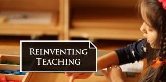 Reinventing Teaching