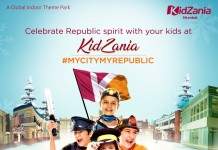 KidZania Republic day 2020