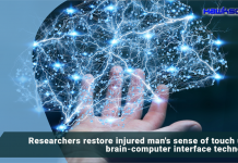 Researchers restore injured man's sense of touch