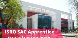 SAC Apprentice Recruitment