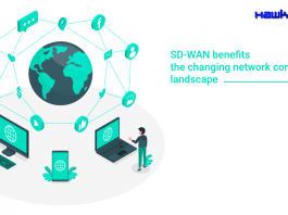 SD-WAN benefits the changing network connectivity landscape